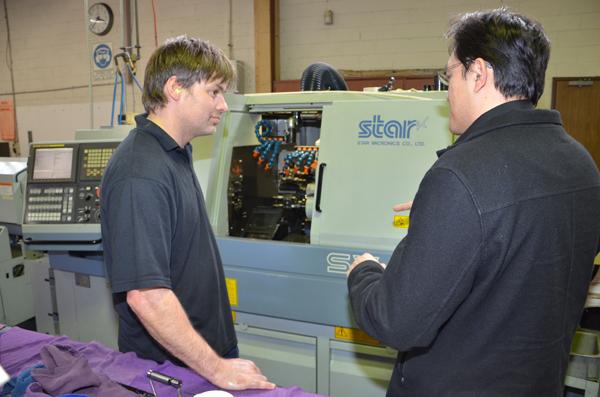 Training   CNC Lathes, Sliding head turning Centers, CNC
